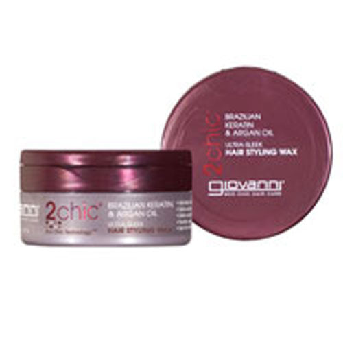 Hair Styling Wax 2Chic 2 oz by Giovanni Cosmetics
