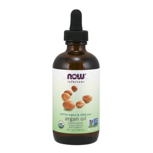 Argan Oil 4 FL. OZ by Now Foods (2588146434133)