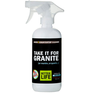 Take It For Granite Counter Top Cleaner 16 oz by Better Life (2587634040917)