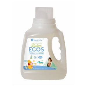 Disney Baby Ecos Laundry Detergent Free and Clear 100 OZ by Earth Friendly (2587633254485)