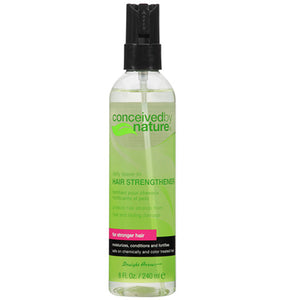 Daily Leave-in Hair Strengthener 8 OZ by Conceived By Nature