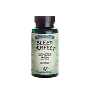 Sleep Perfect 60 Veg Capsules by Earths Bounty