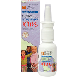 Neti Mist Kids Sinus Spray 1 FL OZ by Himalayan Institute (2588137029717)