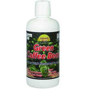 Green Coffee Bean Extract Juice Blend 30 FL OZ by Dynamic Health Laboratories (2587629322325)
