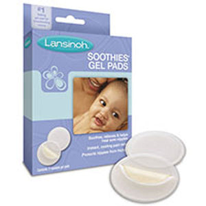 Soothies Gel Pads 2 COUNT by Lansinoh (2588136570965)