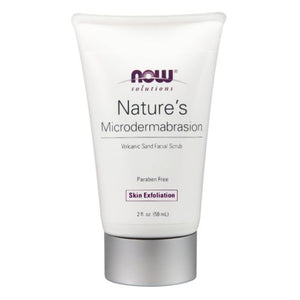 Nature's Microdermabrasion 2 oz by Now Foods (2587628339285)