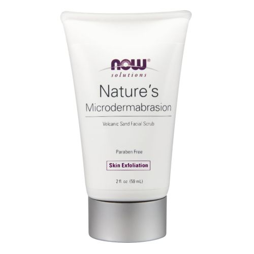 Nature's Microdermabrasion 2 oz by Now Foods
