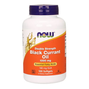 Black Currant Oil 100 sgels by Now Foods (2587628077141)