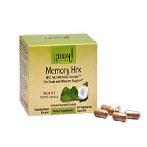 Memory Hrx 60 vcaps by Herbal Destination