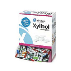 Xylitol Chewing Gum Assorted Flavors 200 /2CT by Hager Pharma (2588132442197)
