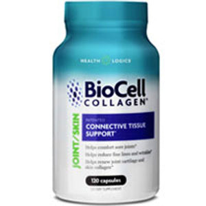 BioCell Collagen 120 caps by Health Logics (2587624210517)