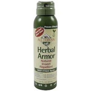 Insect Repellent Herbal Armor BOV Spray 3 oz by All Terrain (2587623030869)