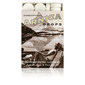 Homeopathic Arnica Drops 30 LOZENGES by Historical Remedies