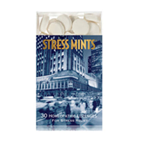 Homeopathic Stress Mints 30 LOZENGES by Historical Remedies