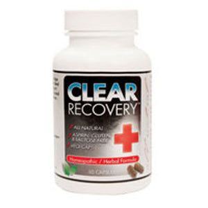 Clear Recovery 60 vcaps by Clear Products (2588127658069)
