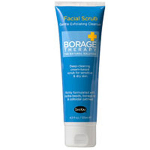 Borage Theraphy Facial Scrub 4.2 OZ by Shikai (2588126150741)