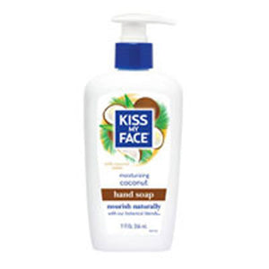 Hand Soap Moisturizing Coconut 9 OZ by Kiss My Face (2588125888597)