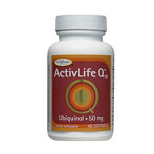 ActiveLife Q10 60 sgels by Enzymatic Therapy