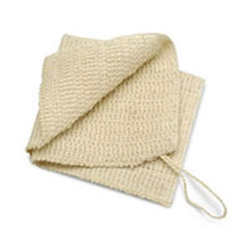 Sisal Wash Cloth 1 COUNT by Baudelaire