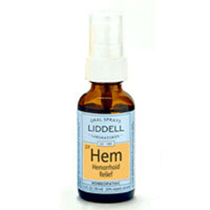 Hemorrhoid Relief 1 OZ by Liddell Laboratories