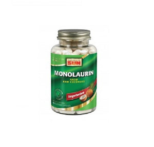 Monolaurin 90 Veg Capsules by Health From The Sun