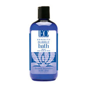 Bubble Bath French Lavender 12 Oz by EO Products (2584199266389)