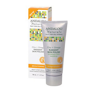 Osteo Protect Chia Omega + C Brightening, 2 Oz by Andalou Naturals (2587614609493)