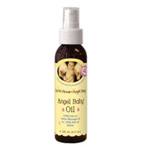 Angel Baby Oil 4 oz by Earth Mama Angel Baby