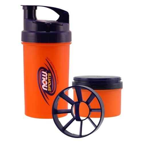 3 in 1 Sports Shaker Bottle 25 OZ by Now Foods