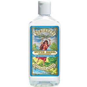 Certified Organic Witch Hazel Astringent 16 oz by Humphreys Homeopathic Remedies (2587609530453)