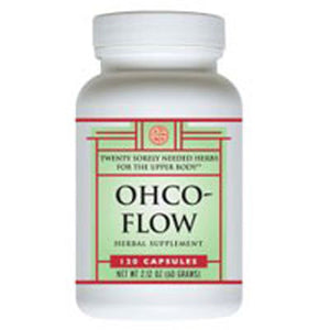 Flow 10 caps by OHCO (Oriental Herb Company) (2588110422101)