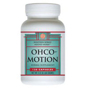 Motion 120 caps by OHCO (Oriental Herb Company) (2588110323797)