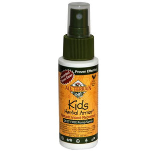 Herbal Armor Kids Spray 2 Oz by All Terrain (2584191991893)