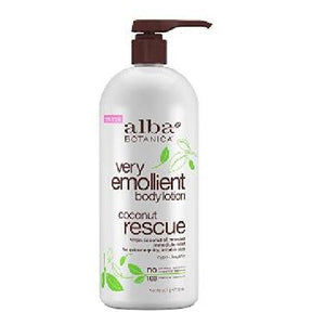 Alba Botanica Body Lotion Very Emollient 32 Oz by Alba Botanica (2583968251989)