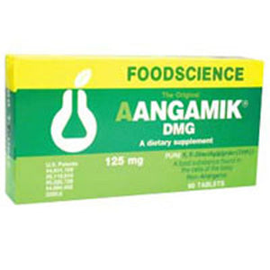 Aangamik DMG 90 Tabs by Foodscience Of Vermont (2588674785365)