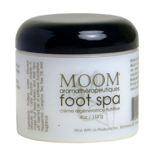 FOOT CARE CREAM 4 Oz by Moom