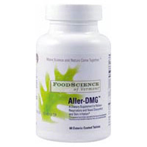 Aller-DMG 60 Tabs by Foodscience Of Vermont