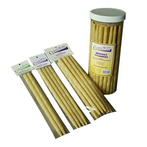 Beeswax Ear Candles 2 Pak by Cylinder Works (2584121409621)