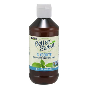 BetterStevia Glycerite 8 OZ by Now Foods