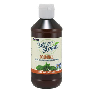 Stevia Liquid Extract 8 oz by Now Foods