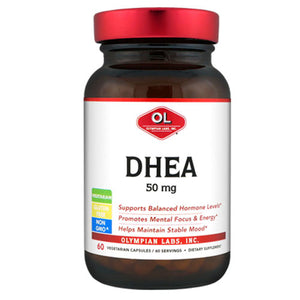 DHEA 60 Caps by Olympian Labs (2588990865493)