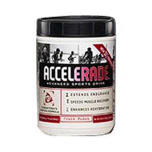 Accelarade Sports Drink Single Serving Fruit Punch 1 serving by Endurox (2589127442517)