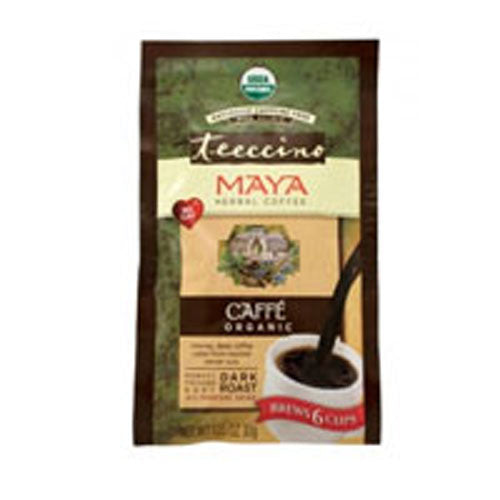 Maya Caffe Organic Herbal Coffee 11 oz by Teeccino