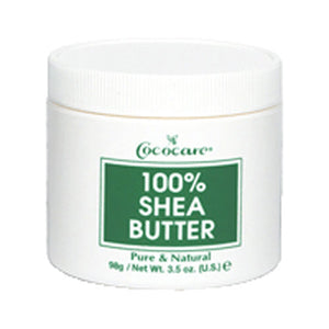100% Shea Butter 3.5 oz by CocoCare (2589128818773)