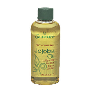 100% Natural Jojoba Oil 2 oz by CocoCare (2587317272661)