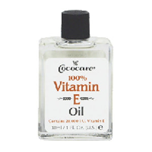 100% Vitamin E Oil 1 oz by CocoCare (2587317338197)