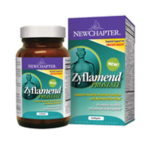 Zyflamend Prostate 60 Liquid Veg Caps by New Chapter
