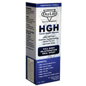 Growth Harmone 2 oz by Oxylife Products