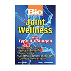 Joint Wellness 60 vcaps by Bio Nutrition Inc (2587416625237)