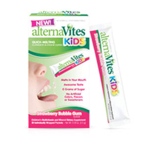 Kids Alternatives Starwberry 30 ct by Alternavites (2587963981909)